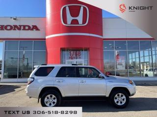 New 2019 Toyota 4Runner BASE for sale in Moose Jaw, SK