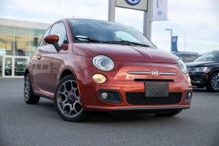 Used 2014 Fiat 500 Sport for sale in Surrey, BC