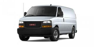 Used 2021 GMC Savana Cargo Van BASE for sale in Thornhill, ON