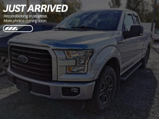 Used 2017 Ford F-150 XLT WELL MAINTAINED, ONE OWNER, LOCAL TRADE for sale in Cranbrook, BC
