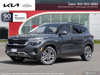 New 2022 Kia Seltos LX for sale in Mississauga, ON