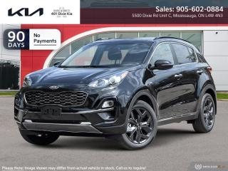 New 2022 Kia Sportage EX S for sale in Mississauga, ON