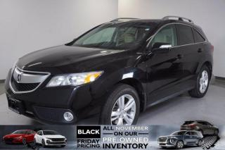 Used 2015 Acura RDX Tech Pkg 3.5L 6-Speed Automatic AWD for sale in Mississauga, ON