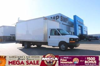 Used 2014 GMC Savana COMMERCIAL CUTAWAY for sale in Saskatoon, SK