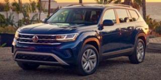 New 2022 Volkswagen Atlas HIGHLINE for sale in Winnipeg, MB