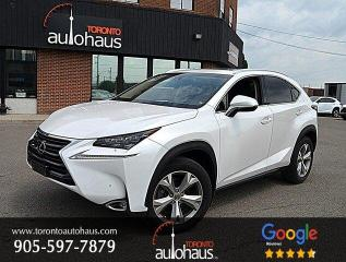 Used 2017 Lexus NX 200t EXECUTIVE I HEADS UP I NAVI I BSM for sale in Concord, ON