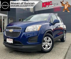 Used 2016 Chevrolet Trax LS for sale in Duncan, BC