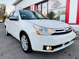 Used 2011 Ford Focus SEL for sale in Regina, SK
