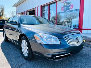 Used 2011 Buick Lucerne CX for sale in Regina, SK