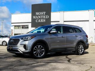 Used 2017 Hyundai Santa Fe AWD | XL | 7 PASS | BLIND | REMOTE START for sale in Kitchener, ON