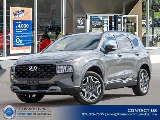 New 2022 Hyundai Santa Fe Urban for sale in Huntsville, ON