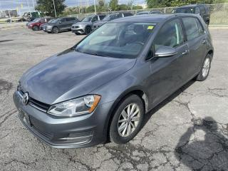 Used 2017 Volkswagen Golf 5-Dr 1.8T Trendline 6sp at w/Tip for sale in Ottawa, ON