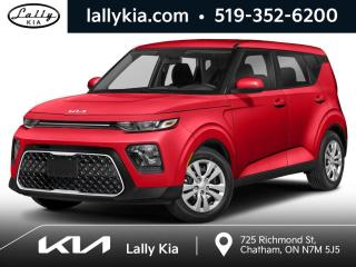 New 2022 Kia Soul EX for sale in Chatham, ON