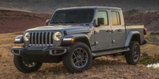 New 2021 Jeep Gladiator Overland for sale in Saskatoon, SK
