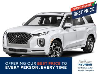 New 2022 Hyundai PALISADE Ultimate Calligraphy for sale in Sudbury, ON