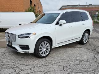Used 2016 Volvo XC90 T6 Inscription - No Accidents for sale in Oakville, ON