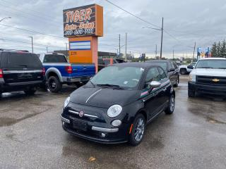 Used 2012 Fiat 500 GUCCI**ONLY 133KMS*AUTO*WINTER WHEELS*CERT for sale in London, ON