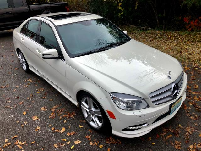 2011 Mercedes-Benz C-Class C 300 AWD With 112500 km