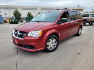 Used 2011 Dodge Grand Caravan Stow&Go, 7 Passengers, Auto, warranty available for sale in Toronto, ON