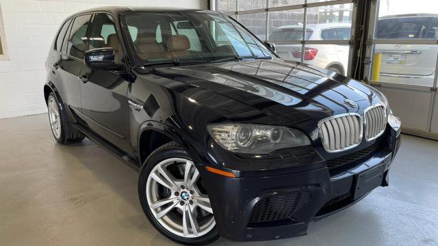 2010 BMW X5 M DVD