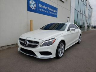 Used 2015 Mercedes-Benz CLS-Class CLS 400 | RARE SPEC for sale in Edmonton, AB