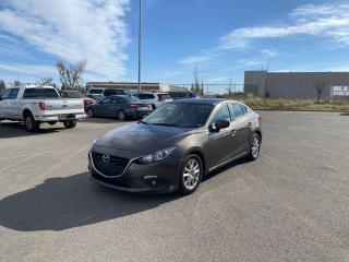 Used 2014 Mazda MAZDA3 GS-SKY | MANUAL | $0 DOWN - EVERYONE APPROVED!! for sale in Calgary, AB