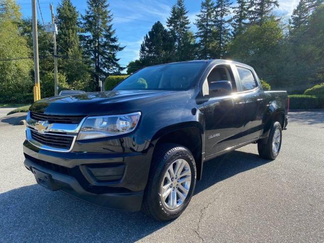 2019 Chevrolet Colorado 2WD