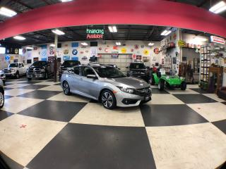 Used 2017 Honda Civic EX-T AUT0 SUNROOF REAR CAMERA H/SEATS BLUETOOTH for sale in North York, ON