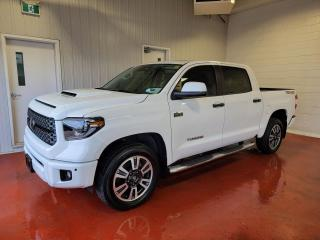 Used 2020 Toyota Tundra TRD Sport Crew 4x4 for sale in Pembroke, ON