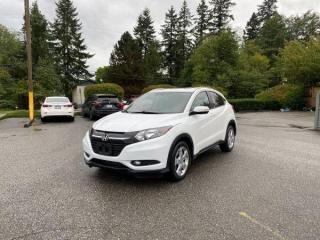 Used 2016 Honda HR-V EX-L for sale in Surrey, BC
