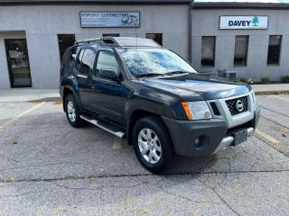Used 2012 Nissan Xterra 4WD SV ,AUTOMATIC,EXCELLENT CONDITION,CERTIFIED!! for sale in Burlington, ON