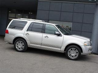 Used 2007 Lincoln Navigator DVD|7 SEATS|LEATHER|SUNROOF|CHROME RIMS for sale in Toronto, ON