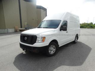 Used 2012 Nissan NV 2500 Cargo NV2500 HD S V6 for sale in Woodstock, ON