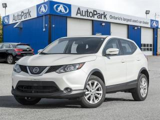 Used 2018 Nissan Qashqai SV AWD CVT BACKUP CAM HEATED SEATS SUNROOF AWD for sale in Georgetown, ON