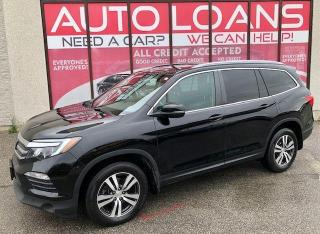 Used 2018 Honda Pilot EX-L Navi-ALL CREDIT ACCEPTED for sale in Toronto, ON