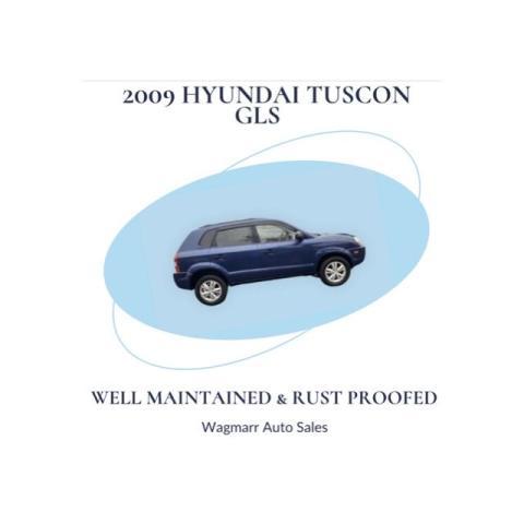 2009 Hyundai Tucson L