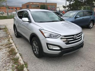 Used 2014 Hyundai Santa Fe Sport AWD.PREMIUM,ONE OWNER,NO ACCIDENT,SAFETY INCLUDED for sale in Toronto, ON