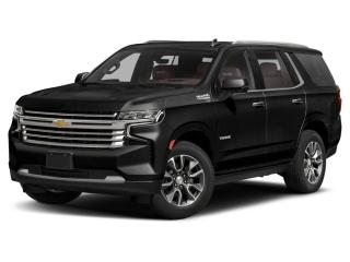 New 2021 Chevrolet Tahoe HIGH COUNTRY for sale in Burlington, ON