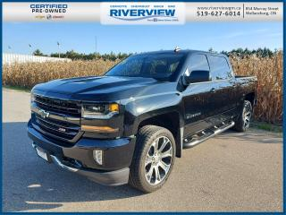 Used 2017 Chevrolet Silverado 1500 2LT 4WD | Towing Package | OnStar | Spray-On Bed Liner for sale in Wallaceburg, ON