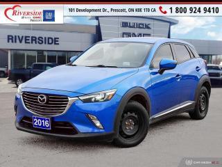 Used 2016 Mazda CX-3 GT for sale in Prescott, ON