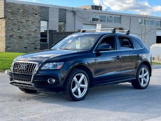 Used 2012 Audi Q5 3.2L S-LINE NAVIGATION/PANO ROOF/ BANG & OLUFSEN for sale in North York, ON