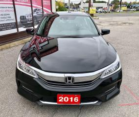 Used 2016 Honda Accord TOURING-ALL CREDIT ACCEPTED for sale in Toronto, ON
