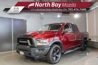 Used 2019 RAM 1500 Classic SLT Heated Seats - Parking Sensors - Alpine Sound System for sale in North Bay, ON