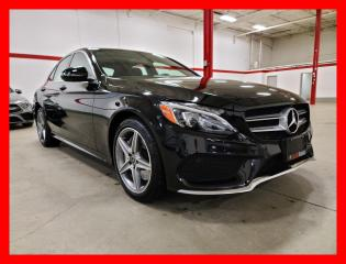 Used 2018 Mercedes-Benz C-Class C300 4MATIC PREMIUM PLUS SPORT CLEAN CARFAX! for sale in Vaughan, ON