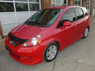 Used 2008 Honda Fit Sport for sale in Weston, ON
