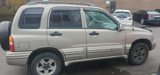 Used 2003 Chevrolet Tracker LT for sale in North York, ON