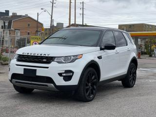 Used 2015 Land Rover Discovery Sport HSE LUXURY NAVIGATION/PANO SUNROOF /BLIND SPOT for sale in North York, ON