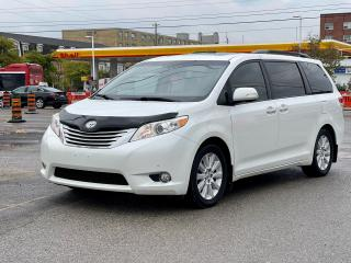 Used 2014 Toyota Sienna Limited Navigation/Panoramic Sunroof/DVD for sale in North York, ON