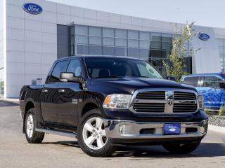 Used 2017 RAM 1500 SLT Plus | 5.7L Hemi | Nav | 8speed Auto for sale in Winnipeg, MB
