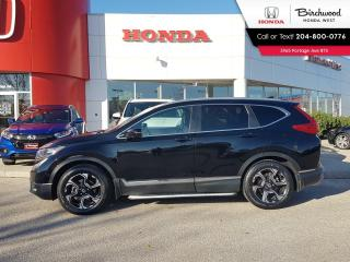 Used 2019 Honda CR-V Touring Leather - Navi - Apple CarPlay - Android Auto for sale in Winnipeg, MB